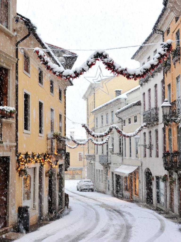 Neve a Valdagno